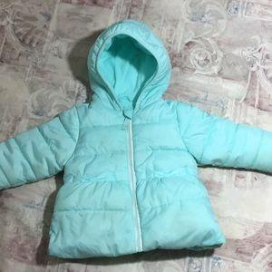 Wonder Nation Toddler Girl Coat 18 M